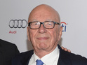 Rupert Murdoch also congratulates Clint Eastwood on the Oscar-nominated film.