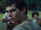 The Teen Wolf actor stars in the adaptation of James Dashner's YA novel.