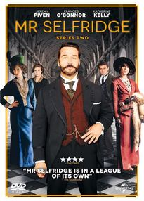 Mr Selfridge series two DVD