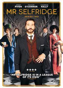 Mr Selfridge series two DVD