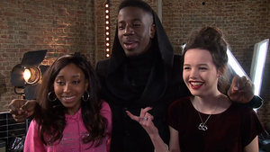 'The Voice' finalists chat to DS