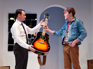 Andrew Lancel, Will Finlason in Epstein: The Man Who Made The Beatles