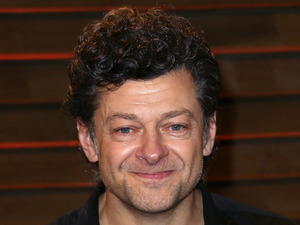 Andy Serkis attends the 2014 Vanity Fair Oscar Party hosted by Graydon Carter on March 2, 2014 in West Hollywood, California.