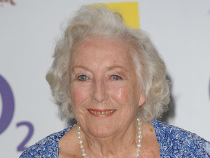 Dame Vera Lynn attends the 02 Silver Clef Awards at London Hilton