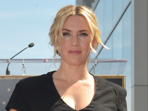 Kate Winslet receives a Star on the Hollywood Walk of Fame