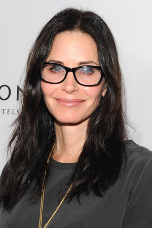 BEVERLY HILLS, CA - MARCH 17: Actress Courteney Cox arrives at the 2014 Tribeca Film Festival LA Kickoff Reception at The Beverly Hilton Hotel on March 17, 2014 in Beverly Hills, California. (Photo by Angela Weiss/Getty Images for Tribeca Film Festival)