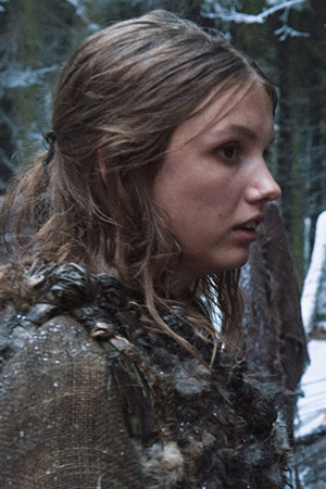Hannah Murray in Game of Thrones