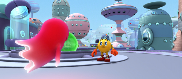 Pac-Man and the Ghostly Adventures is out now on PS3, Xbox 360, PC and Wii U