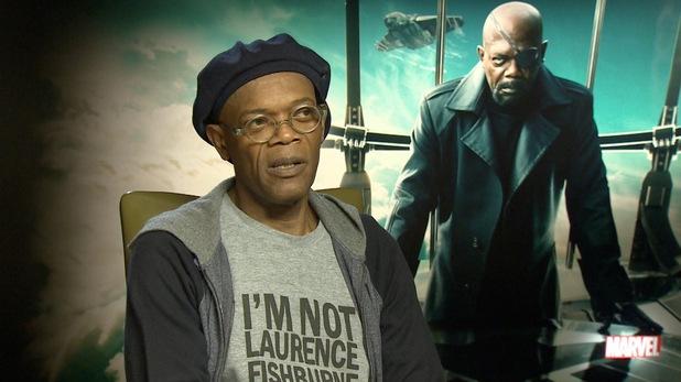 Samuel L Jackson interview