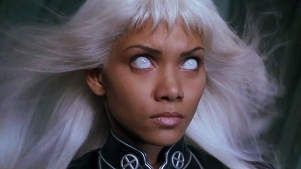 Halle Berry as Storm in X-Men 2