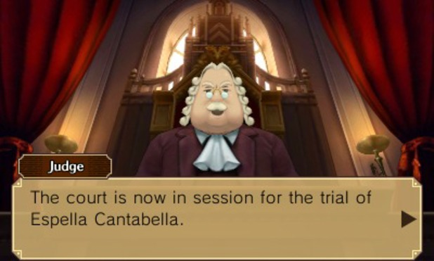 Professor Layton vs. Phoenix Wright: Ace Attorney screenshot