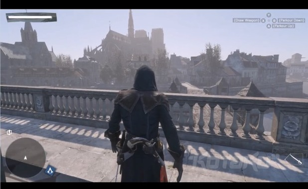 Next Assassin's Creed alleged screenshot