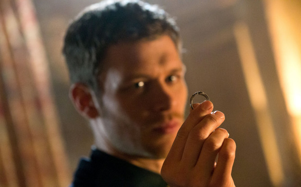Joseph Morgan as Klaus in The Originals S01E17: 'Moon Over Bourbon Street'