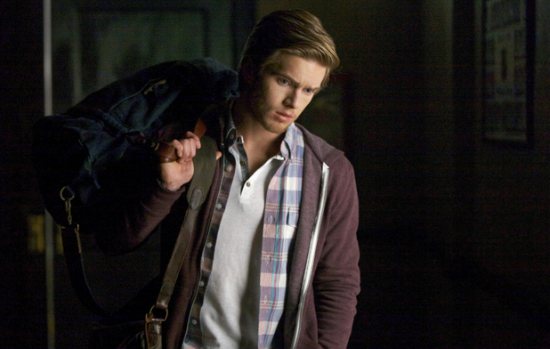 Chris Brochu as Luke in The Vampire Diaries S05E16: 'While You Were Sleeping'