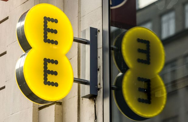 An EE store