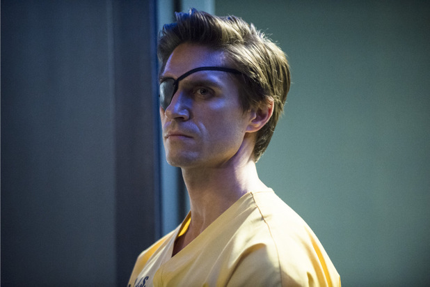 Michael Rowe as Floyd Lawton (Deadshot) in 'Arrow' S02E16: 'Suicide Squad'