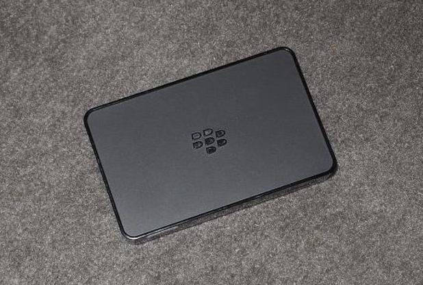 BlackBerry's unreleased Cyclone streaming box