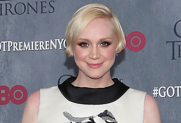 Gwendoline Christie attends the 'Game Of Thrones' Season 4 New York premiere at Avery Fisher Hall, Lincoln Center on March 18, 2014 in New York City