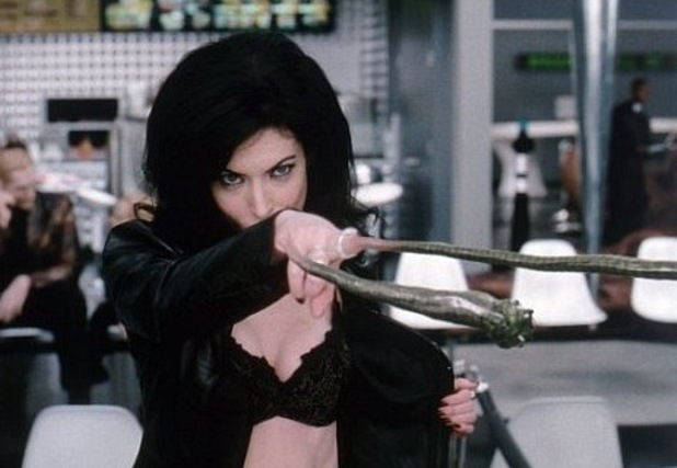 Lara Flynn Boyle, Men in Black II