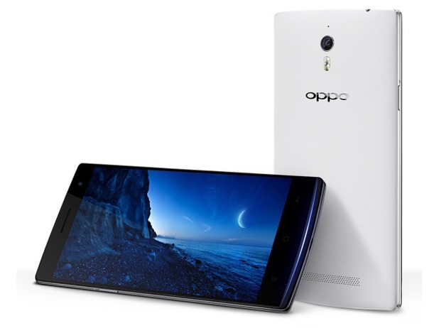 Oppo's ultra-powerful Find 7 smartphone