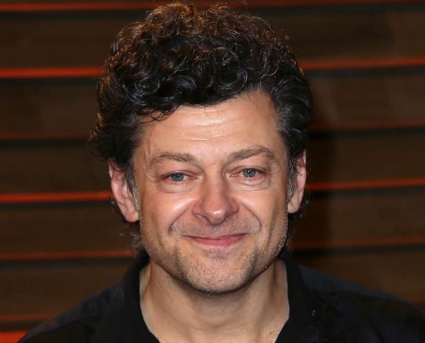 Andy Serkis Star Wars Episode 7