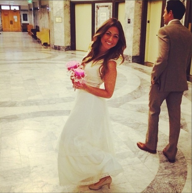 Bachelor star Renee Oteri star weds Bracy Maynard