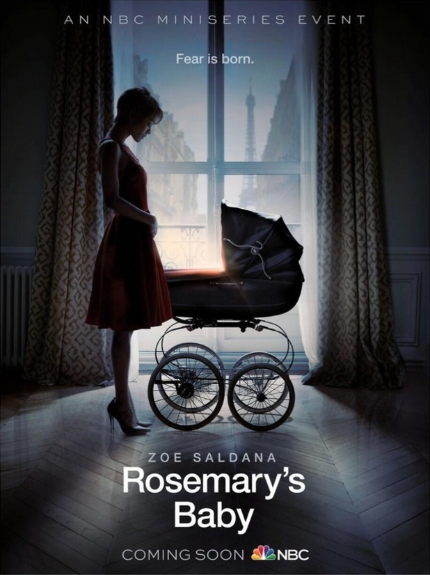 Zoe Saldana in NBC's Rosemary's Baby