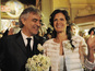 Andrea Bocelli marries Veronica Berti