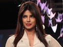 Actress admits to nerves ahead of Neeta Lulla's Lakme runway show.