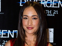 Nikita and Divergent star will appear opposite Dylan McDermott in CBS drama pilot.