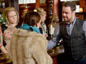 Tina's actions spark an argument at The Vic in tonight's EastEnders.