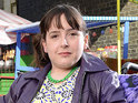 "Newcomer Lisa Hammond says she doesn't want Donna to ""just be a hard-faced cow""."