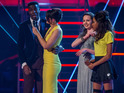 Four contestants bow out in first live show of third series.