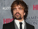 Peter Dinklage attends the Game of Thrones season 4 premiere at the Lincoln Center, New York