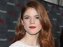 Rose Leslie attends the Game of Thrones season 4 premiere at the Lincoln Center, New York