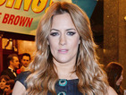Caroline Flack snogs Danny Dyer in old TV scene: 'No, it's not porn... it was a love scene'