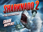 Killer shark attacks Londoners in Sharknado 2 promotion