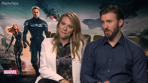 Captain America: The Winter Solider stars on Cap's to-do list