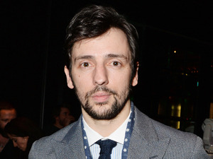 Ralf Little attends a party hosted by EE and Esquire at The Savoy Hotel ahead of the 2014 EE British Academy Film Awards