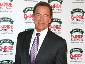 Empire Awards: Arnold Schwarzenegger