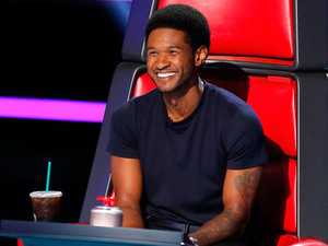 The Voice (US) Usher