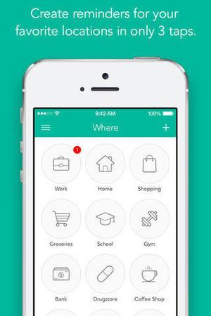 Checkmark 2 app for iOS