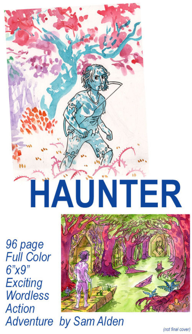 Sam Alden's Haunter