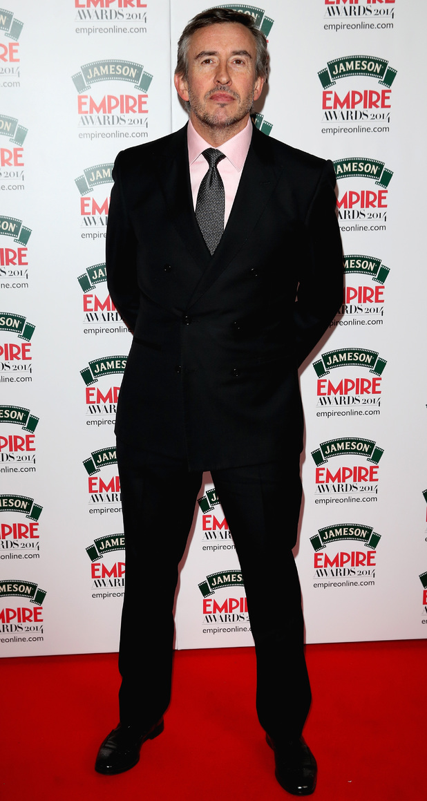 Empire Awards: Steve Coogan