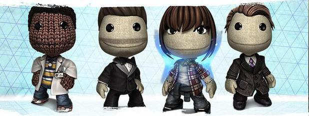 LittleBigPlanet Beyond Two Souls DLC