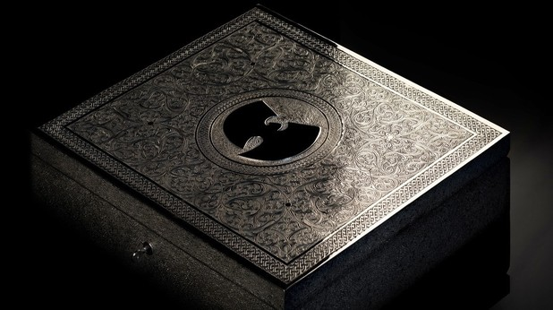 Wu-Tang Clan one-off album The Wu – Once Upon A Time In Shaolin.