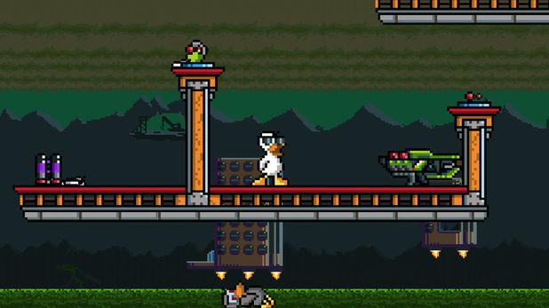 Duck Game on Ouya