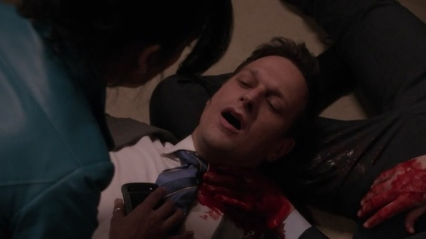 Will Gardner (Josh Charles) is shot on 'The Good Wife'