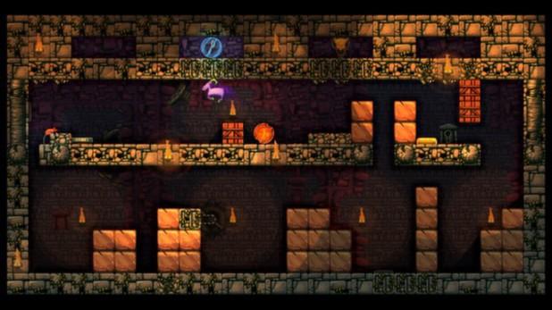 Escape Goat 2 screenshot