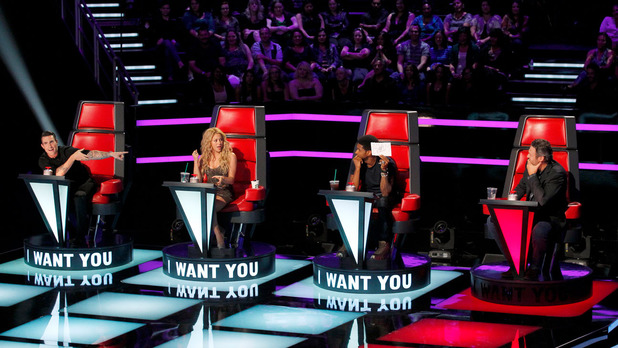 The Voice (US) judges